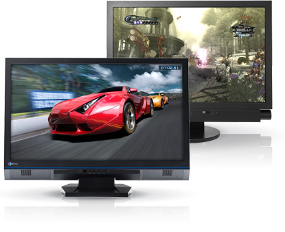 EIZO Gaming Monitors